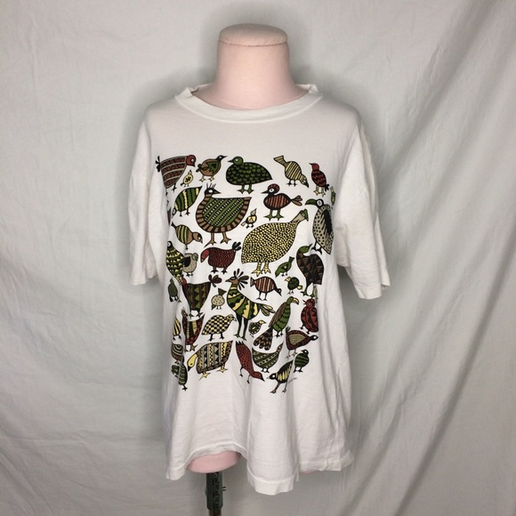 Vintage Other - Vintage 90s Zooloo Jungle Birds party Mens Small